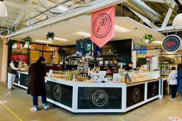 Parfait Paris Liberty Public Market Location